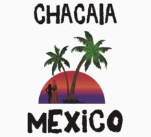 Chacala Mexico One Piece - Short Sleeve