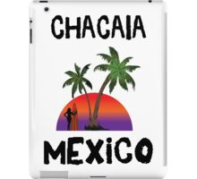 Chacala Mexico iPad Case/Skin