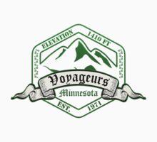 Voyageurs National Park, Minnesota Kids Tee