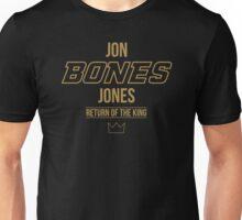 Jon 'Bones' Jones | Gold Unisex T-Shirt