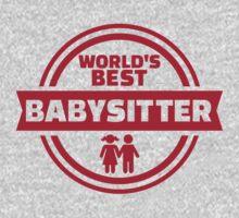 World's best babysitter Baby Tee