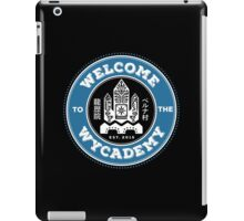 Welcome to the Wycademy - Monster Hunter Generations iPad Case/Skin