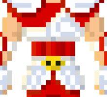 Seiya - Saint Seiya Pixel Art Sticker