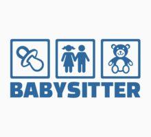Babysitter Kids Tee