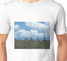 Fence to Heaven Unisex T-Shirt