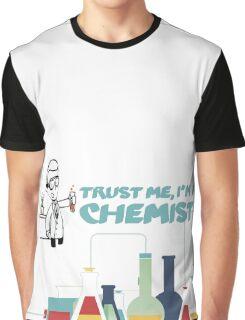 Trust Me I'm A Chemist Graphic T-Shirt