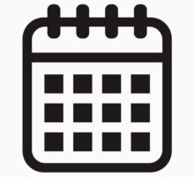 Calendar One Piece - Short Sleeve