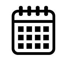 Calendar Photographic Print