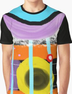 The most desigual ugly abstract art in the world Graphic T-Shirt