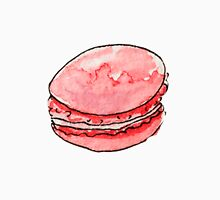 watercolor red macaroons Unisex T-Shirt