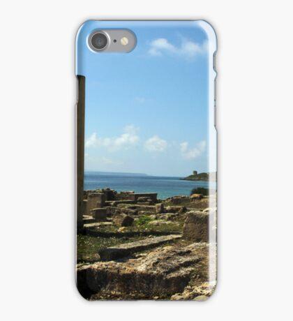 SARDEGNA - THARROS iPhone Case/Skin
