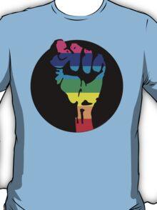 pride fist T-Shirt