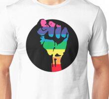 pride fist Unisex T-Shirt