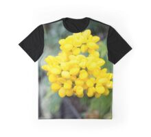 Starburst yellow flowers Graphic T-Shirt