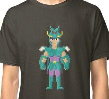 Shiryu - Saint Seiya Pixel Art Classic T-Shirt