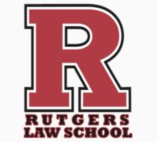 Rutgers Law School One Piece - Short Sleeve