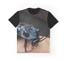 Shiny armour Graphic T-Shirt