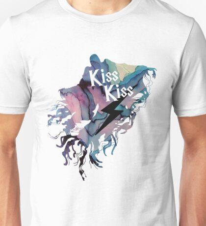 KISS KISS DEMENTOR  Unisex T-Shirt