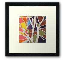 Imbrunire Framed Print
