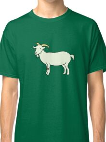 Cutie Goatie Classic T-Shirt