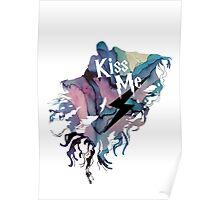 KISS ME DEMENTOR Poster