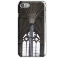 Foundations [Salisbury Cathedral] iPhone Case/Skin