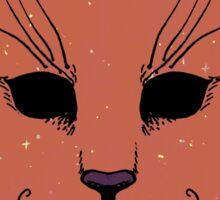Demon Kitty Sticker
