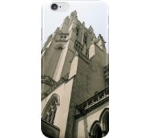 National Cathedral Detial iPhone Case/Skin