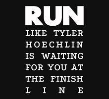 RUN - Tyler Hoechlin 2 Women's Tank Top