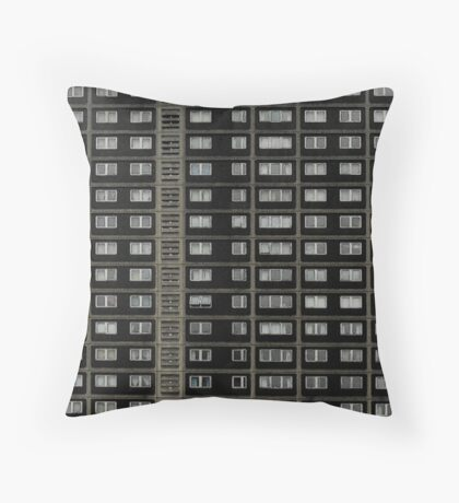 Mulberry Court , Salford Throw Pillow