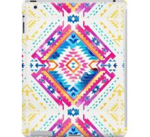 Navajo triangles iPad Case/Skin