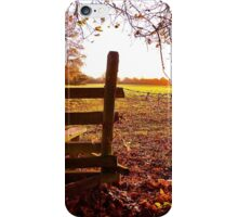 Turn on the stile iPhone Case/Skin
