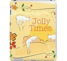 Jolly Times iPad Case/Skin