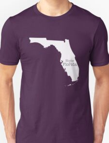 Home is Florida Unisex T-Shirt