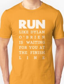 RUN - Dylan O'Brien 2 Unisex T-Shirt