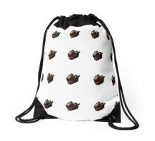 French bulldog, Vincent the frenchie - ROAR Drawstring Bag