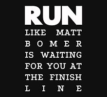 RUN - Matt Bomer 2 Women's Tank Top