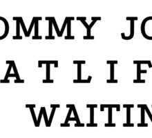 RUN - Tommy Joe Ratliff  Sticker