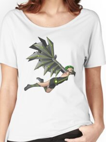 Wings of Metal Women's Relaxed Fit T-Shirt