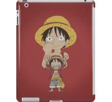Young Pirate King iPad Case/Skin