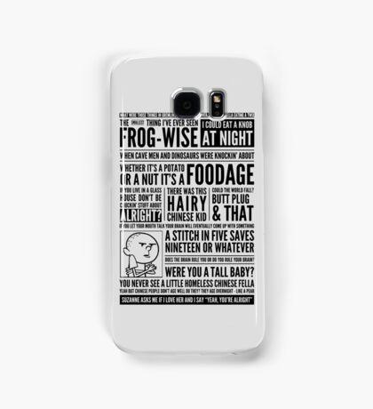 Bald Mank Samsung Galaxy Case/Skin