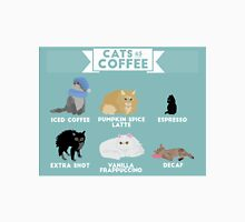 Cats As Coffee Unisex T-Shirt
