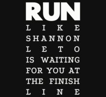 RUN - Shannon Leto 2 by Joji387