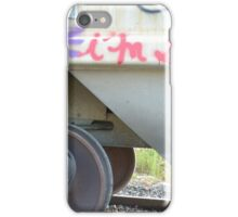 Love and hate iPhone Case/Skin