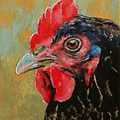 Rooster by Michael Creese