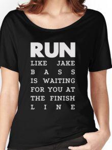 RUN - Jake Bass 2 Women's Relaxed Fit T-Shirt