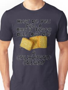 Crushtard Cream Pun Unisex T-Shirt