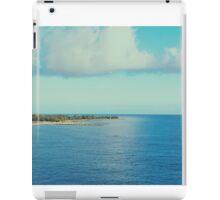 Caribbean Calm iPad Case/Skin