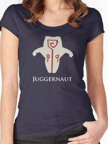 Dota 2 Juggernaut shirts Women's Fitted Scoop T-Shirt