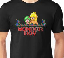 WONDER BOY - SEGA CLASSIC GAME Unisex T-Shirt
